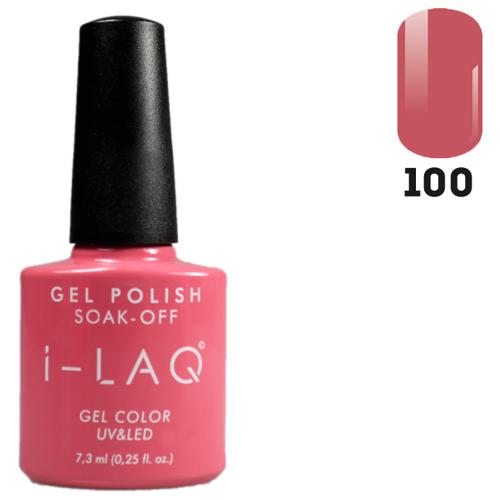 Фото - Гель-лак для ногтей I-LAQ Gel Color, 7.3 мл, 100 i laq гель лак 020