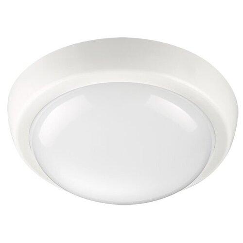 Novotech Уличный настенно-потолочный светильник Opal Led 357506 светодиодный, 18 Вт, цвет арматуры: белый, цвет плафона белый уличный потолочный светильник novotech 357505