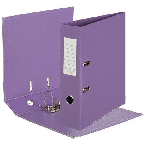 Папка-регистратор Attache Bright colours 80 мм мет. уг. сирен,ПБП2,карм.кор