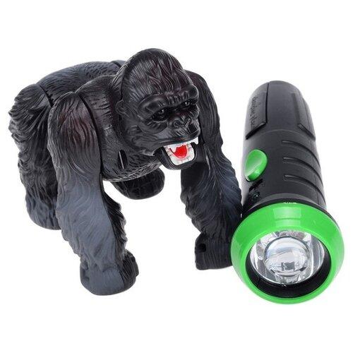 Купить Радиоуправляемый робот ZF обезьяна Горилла - 9983, Jiahuifeng, Роботы и трансформеры