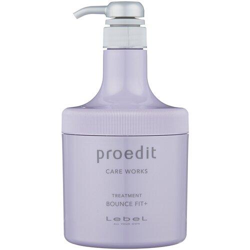 Lebel Cosmetics Proedit Маска восстанавливающая для сильно поврежденных, сухих и ломких волос Bounce Fit Plus, 600 мл