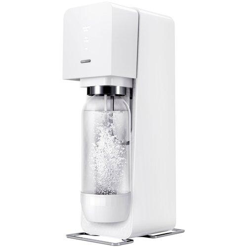 Сифон для газирования воды + баллоны Sodastream Source белый