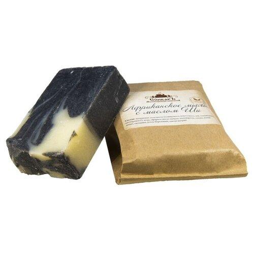 Купить Мыло кусковое СпивакЪ Африканское с маслом ши, 100 г