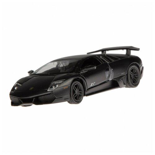 Машинка AUTOGRAND LAMBORGHINI MURCIELAGO LP670-4 SV Imperial Black Edition 5 49918