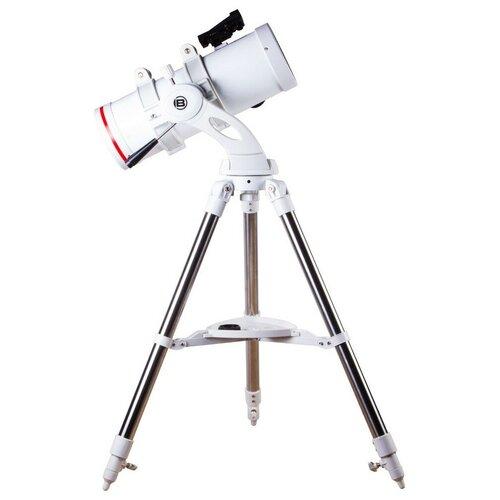 Фото - Телескоп BRESSER Messier NANO NT-114/500 AZ серый/белый/серебристый оптическая труба bresser messier nt 150s 750 hexafoc 73785 белый