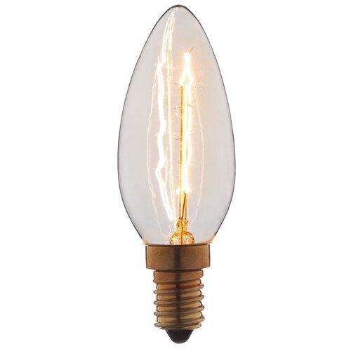 Лампочка накаливания Loft it Edison Bulb 3540 E14 40W