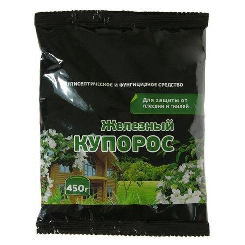 Доктор Грин Средство от болезней растений Железный купорос, 450 г