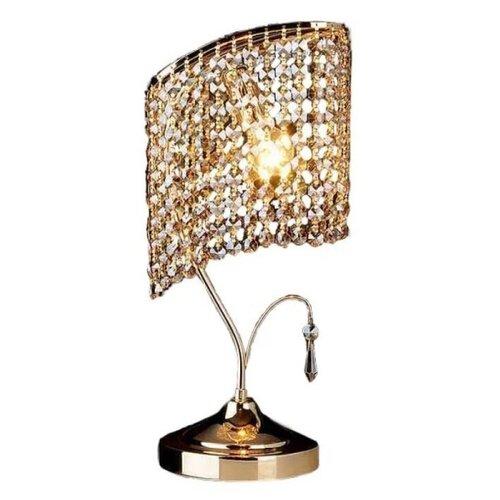 Настольная лампа Eurosvet Katria Strotskis 3122/1 золото, 60 Вт