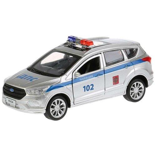 Купить Легковой автомобиль ТЕХНОПАРК Ford Kuga (KUGA-P), 12 см, серебристый, Машинки и техника