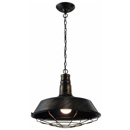 Потолочный светильник Arte Lamp A9183SP-1BR, E27, 60 Вт потолочный светильник arte lamp ferrico a9183sp 1bk e27 60 вт