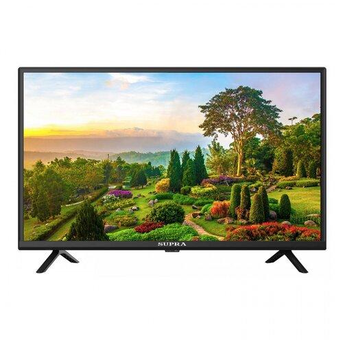 Фото - Телевизор SUPRA STV-LC32ST0075W 32, черный телевизор supra 40 stv lc40lt0055f