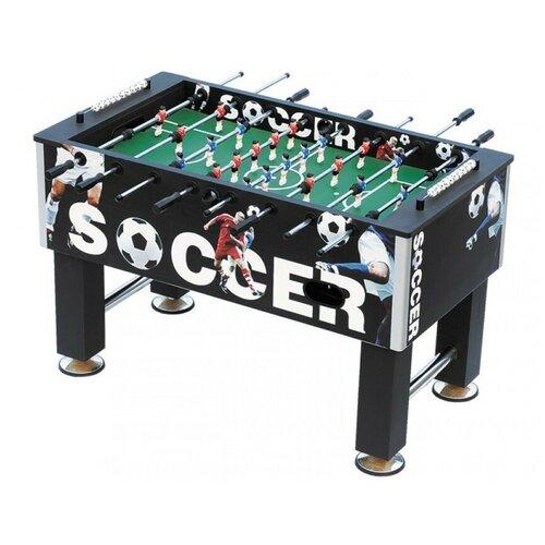 Игровой стол для футбола Weekend Roma IV черный игровой стол для футбола weekend stuttgart венге