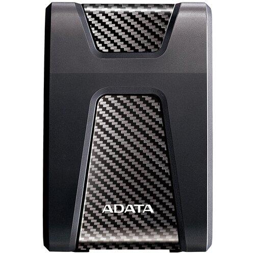 Фото - Внешний HDD ADATA DashDrive Durable HD650 4 TB, черный внешний hdd adata dashdrive durable hd650 2 tb черный