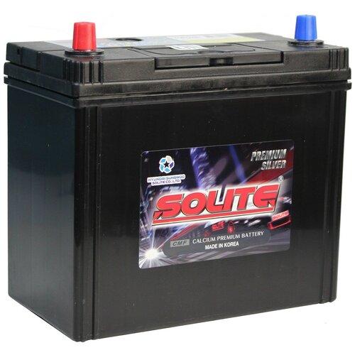 Автомобильный аккумулятор Solite Silver 70B24R