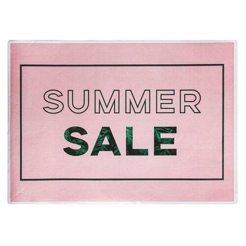 Рекламная наклейка Арт Узор Summer sale 4676809