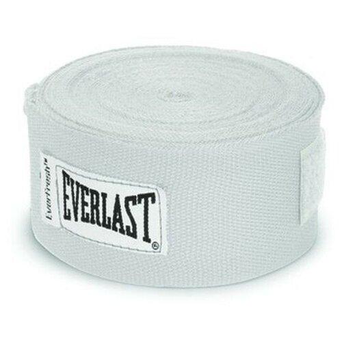 Бинты Everlast 4.55м белые