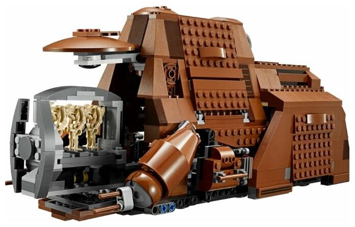 Лего транспортеры дроидов конвейер для картофеля ссср