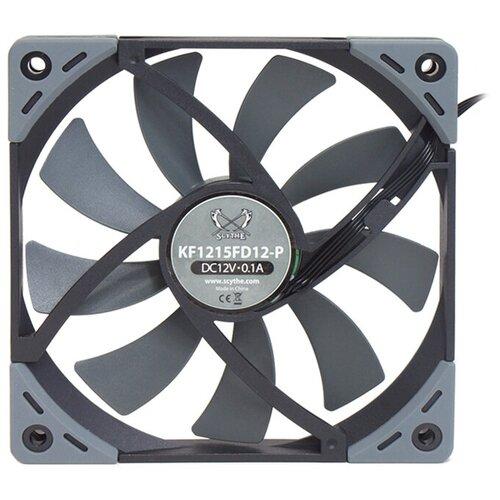 Вентилятор для корпуса Scythe Kaze Flex 120 Slim (KF1215FD12 ) черный 1 шт.