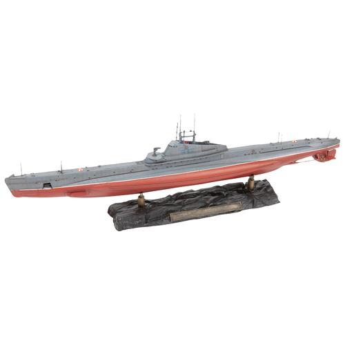Купить Сборная модель ZVEZDA Советская подводная лодка Щука (9041) 1:144, Сборные модели