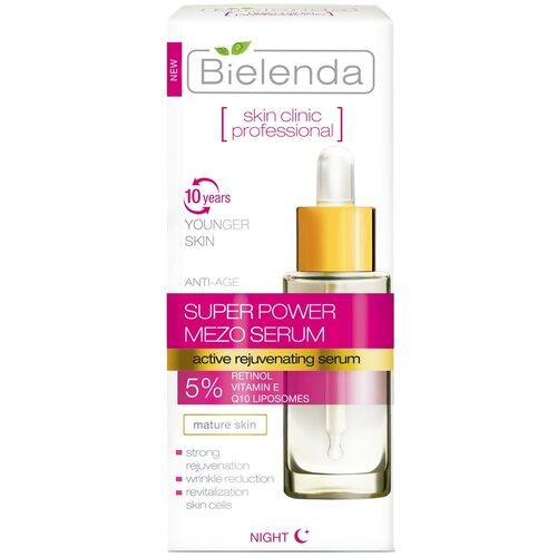 Купить Сыворотка Bielenda Skin Clinic Professional активная омолаживающая, 30 мл