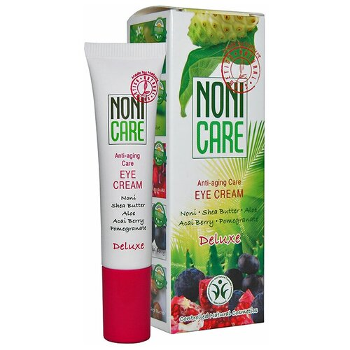Купить Nonicare Омолаживающий крем для контура глаз Deluxe Eye Cream, 15 мл