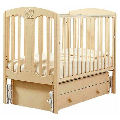 Кровать детская GANDYLYAN К-2005-2м Диана маятник универсальный (слоновая кость) gandylyan кроватка gandylyan дашенька маятник универсальный орех