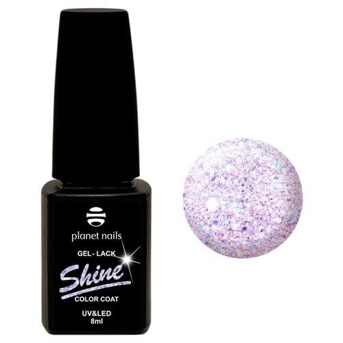 Купить Гель-лак для ногтей planet nails Shine, 8 мл, 872