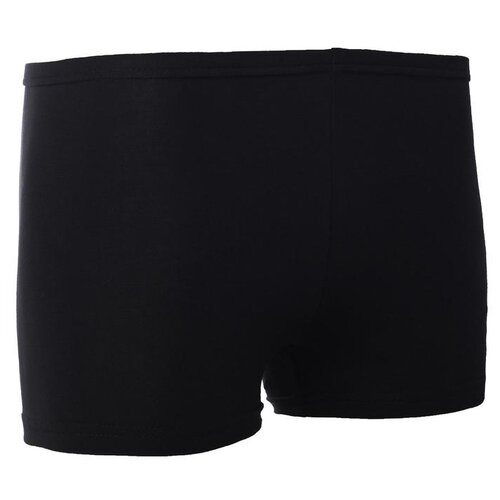 Шорты гимнастические, цвет черный,р.32 3651803