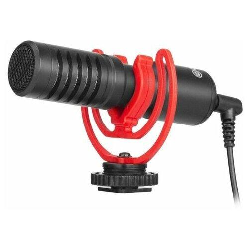 Микрофон для фотокамеры Boya BY-MM1+