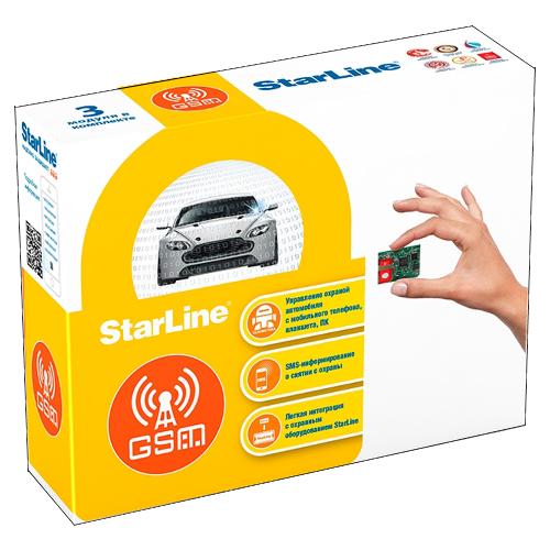 StarLine GSM-5 Мастер (GSM модуль для StarLine A93/A63)