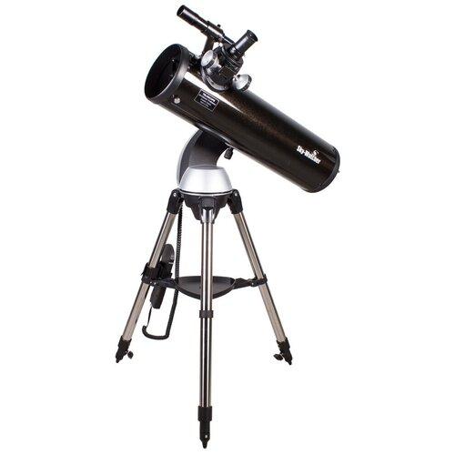Фото - Телескоп Sky-Watcher BK P130650AZGT SynScan GOTO черный телескоп sky watcher skymax bk mak90eq1 настольный