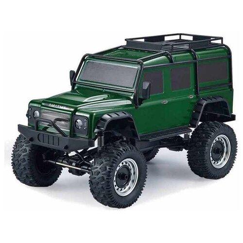 Фото - Радиоуправляемый краулер Double Eagle Land Rover 1:8 4WD 2.4G радиоуправляемый краулер double eagle радиоуправляемый краулер double eagle дрифтер 1 16 4wd 2 4g rtr e334 003