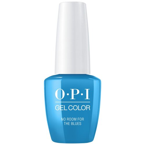 Фото - Гель-лак для ногтей OPI Classics GelColor, 15 мл, No Room For the Blues opi гель лак для ногтей gelcolor iceland check out the old geysirs 15 мл