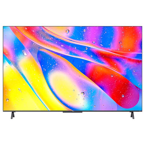 "Телевизор Quantum Dot TCL 50C725 50"" (2020), черный"