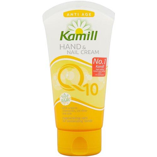 Купить Крем для рук и ногтей Kamill Anti age Q10 75 мл