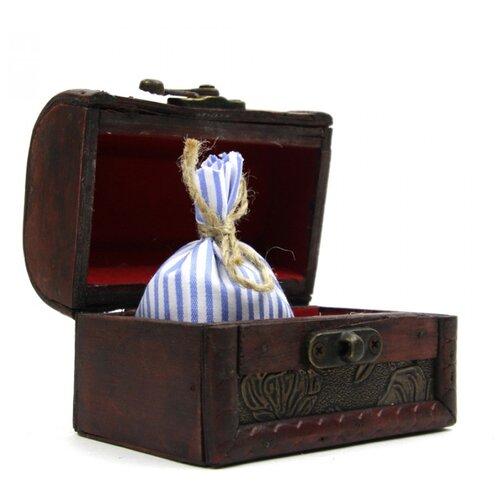 Ароматическое саше Midzumi Умиротворение, сундук сувенирный, малый