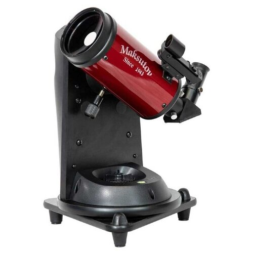 Фото - Телескоп Sky-Watcher MAK90 Heritage Virtuoso GOTO черный/красный телескоп sky watcher skymax bk mak90eq1 настольный