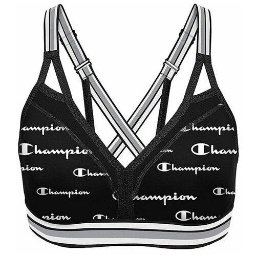 Топ-бра Champion размер S, черный недорого