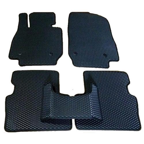 Комплект ЕВА ковриков ViceCar Dodge Caliber 2006 - 2013 Черный