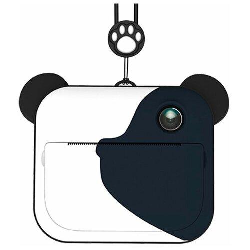 Детский фотоаппарат моментальной печати LUMICUBE Lumicam DK04 черный