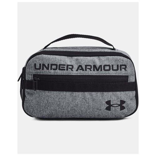 Сумка дорожная Under Armour Contain Travel Kit, pitch gray medium heather /black