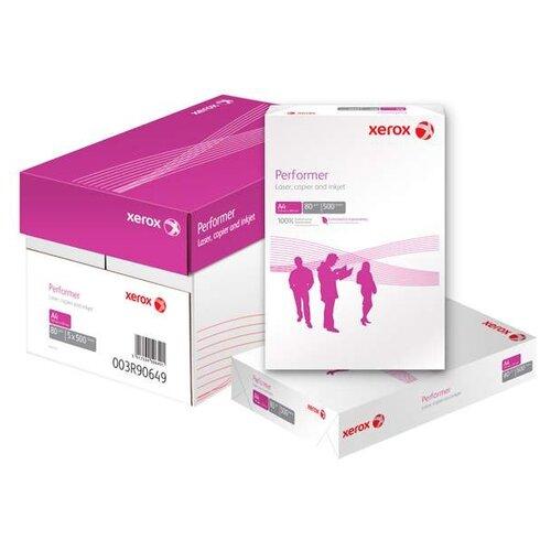Фото - Бумага Xerox A4 Performer 80 г/м² 500 лист., 5 пачк., белый бумага creative a4 студенческая 80 г м² 100 лист белый