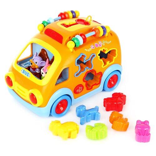 Фото - Сортер Veld Co Автобус-сортер 57275 plantoys сортер каталка plan toys автобус