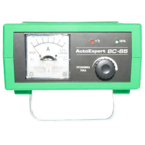 Фото - Зарядное устройство AutoExpert BC-65 зеленый зарядное устройство autoexpert bc 65