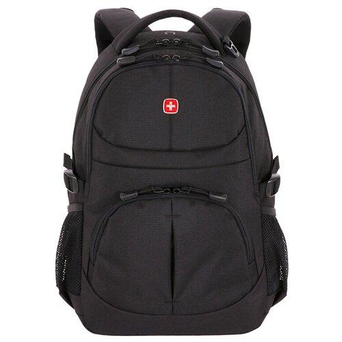 Фото - Городской рюкзак SWISSGEAR SA 3001202408 22 л (черный), черный рюкзак swissgear 32x15x46 см 22 л черный
