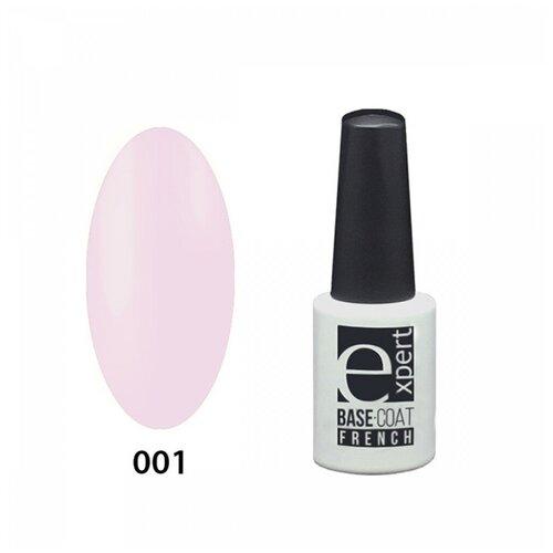 Купить Expert базовое покрытие Base Coat French 5 мл 001 pink nude