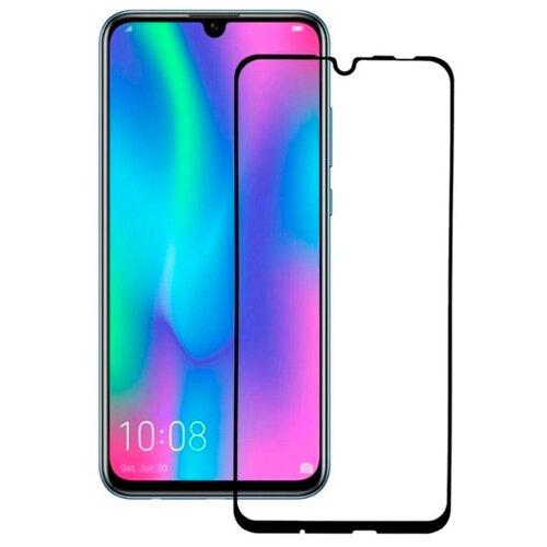Полноэкранное защитное стекло для Huawei Honor 10 Lite, Honor 10i, Honor 20i, Enjoy 9s и P Smart 19, Full Glue Full Screen / Стекло для Хуавей Хонор 10 Лайт, Хонор 10 Ай, Хонор 20 Ай, Хуавей Энджой 9С полная проклейка экрана (черный)