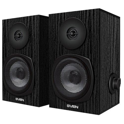 Компьютерная акустика SVEN SPS-575 черный портативная акустика sven ps 68 черный
