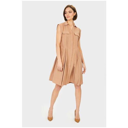 Платье Baon. размер XXL, dusty mocca