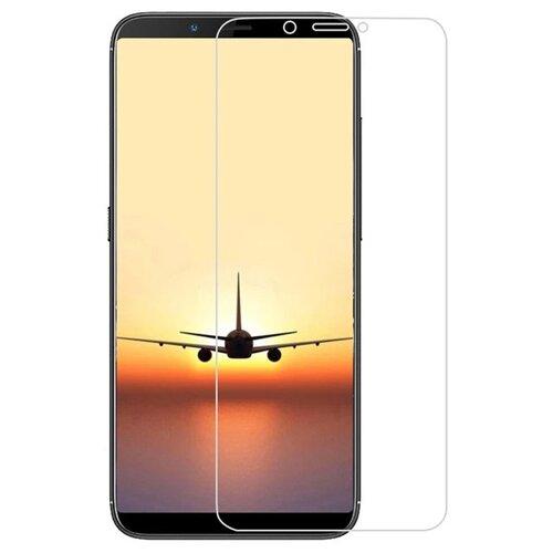 3D защитная пленка MyPads с закругленными краями которое полностью закрывает экран для телефона ZTE Nubia V18 (NX569J) / ZTE Nubia N3 глянцевая